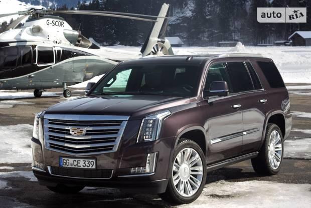 Cadillac Escalade GMTK2XL Внедорожник