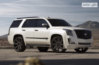 Cadillac Escalade 6.2 ESV  Long 2011
