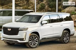 Cadillac escalade 5-е поколение Внедорожник