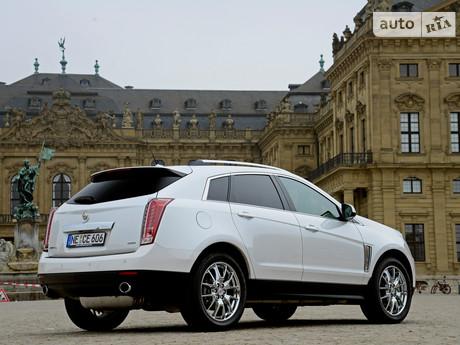 Cadillac SRX 2012