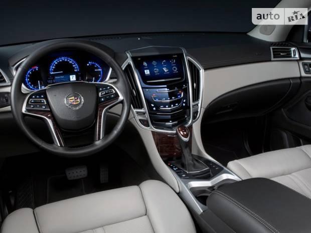 Cadillac SRX 2 поколение Кроссовер