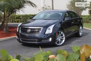 Cadillac xts 1 поколение (рестайлинг) Седан