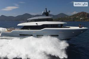 Canados oceanic 1 поколение Яхта