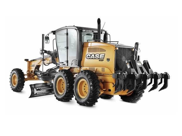 Case Construction 845B 2-е поколение Автогрейдер