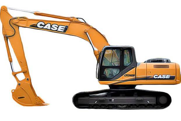 Case CX 1-е поколение Екскаватор