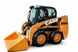 Case sr I поколение Міні-навантажувач