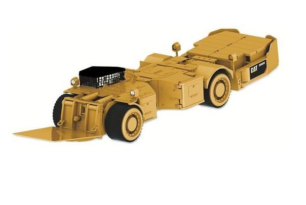 CAT Lexion SH 1 поколение Комбайн