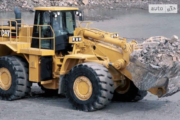 Caterpillar H 1 поколение Автогрейдер