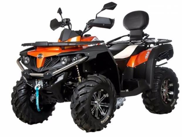 Cf moto X5