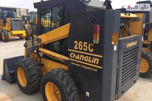 Changlin 265f 1 поколение Погрузчик