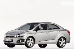 Chevrolet aveo T300 Седан