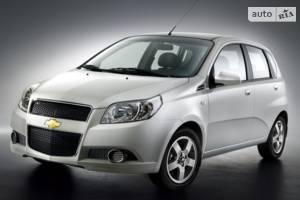 Chevrolet aveo T250 (рестайлінг) Хэтчбек