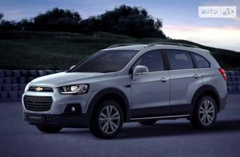 Chevrolet Captiva FL 2.2D MT (184 л.с.) LT 2018