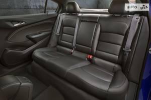 Chevrolet cruze 3 покоління Седан