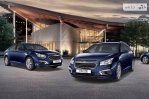 Chevrolet cruze 2 покоління (2 рестайлінг) Универсал