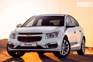 Chevrolet cruze 2 покоління (2 рестайлінг) Хэтчбек