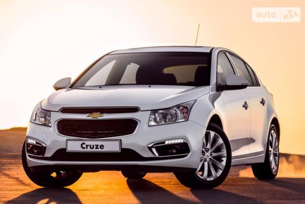 Chevrolet Cruze 2 покоління (2 рестайлінг) Хетчбек