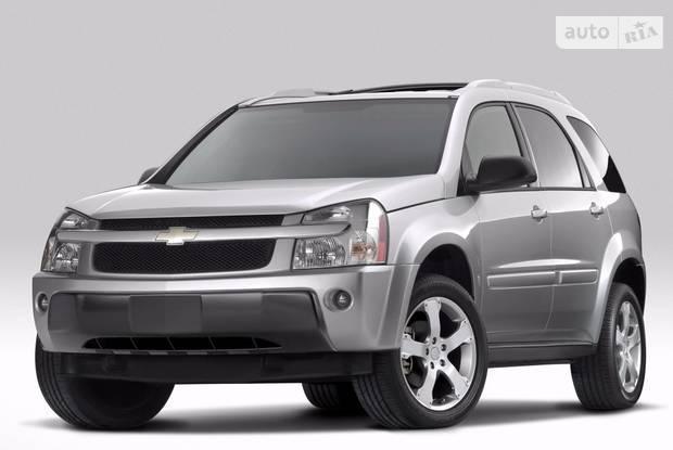 Chevrolet Equinox I поколение (рестайлинг) Кроссовер