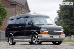 Chevrolet express-pass 2 покоління Минивэн