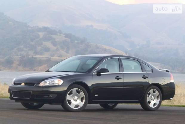 Chevrolet Impala 9 покоління Седан