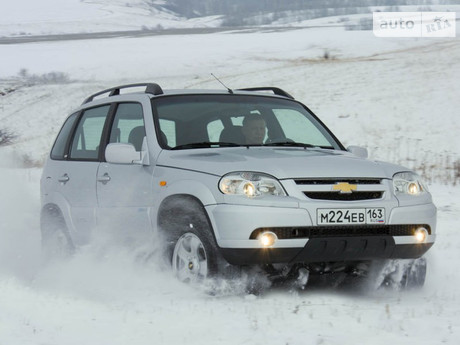 Chevrolet Niva 2004