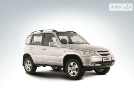 Chevrolet Niva 2005