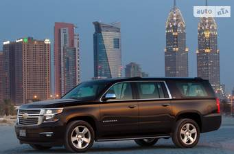 Chevrolet Suburban 2021 Premier