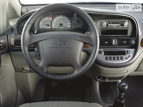 Chevrolet Tacuma 2.0 MT (123 л.с.) 2006