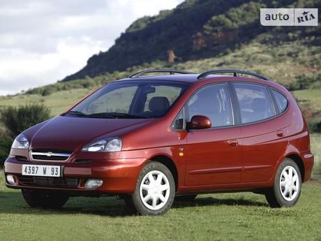 Chevrolet Tacuma 1.6 MT (105 л.с.) 2006