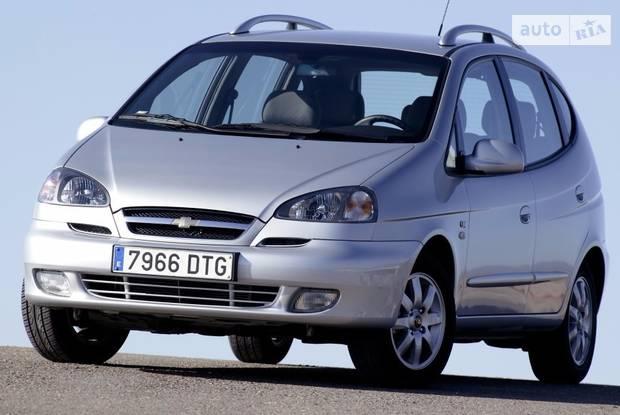 Chevrolet Tacuma 1 поколение Универсал