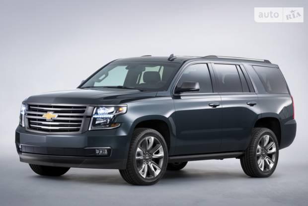 Chevrolet Tahoe 4 покоління Внедорожник