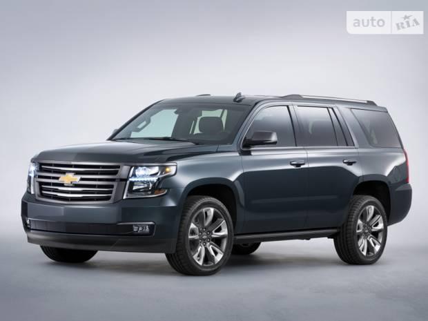 Chevrolet Tahoe 4 покоління Позашляховик