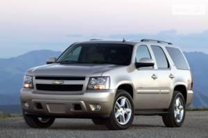 Chevrolet tahoe 3 покоління Внедорожник
