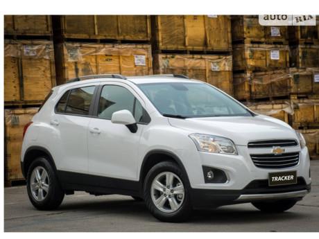 Chevrolet Tracker 1.8 МТ (140 л.с.) 2014