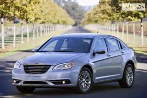 Chrysler 200 1 поколение Седан