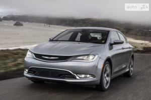 Chrysler 200 2 поколение Седан