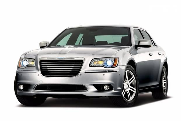 Chrysler 300 С 2 поколение Седан