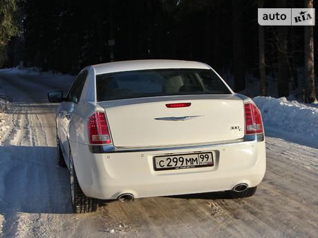 Chrysler 300 M 2009