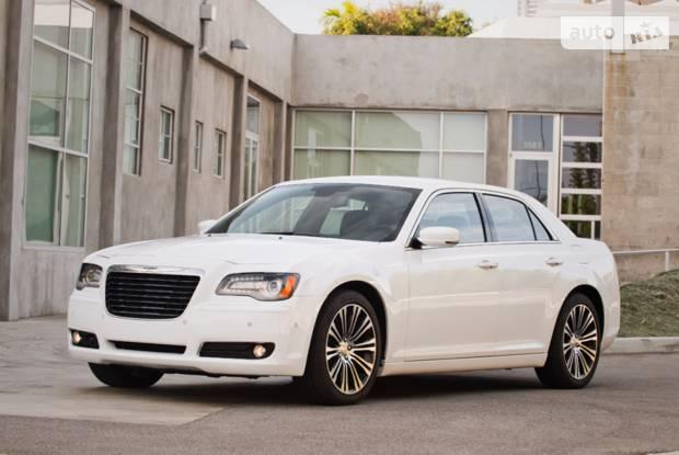 Chrysler 300 2 поколение Седан
