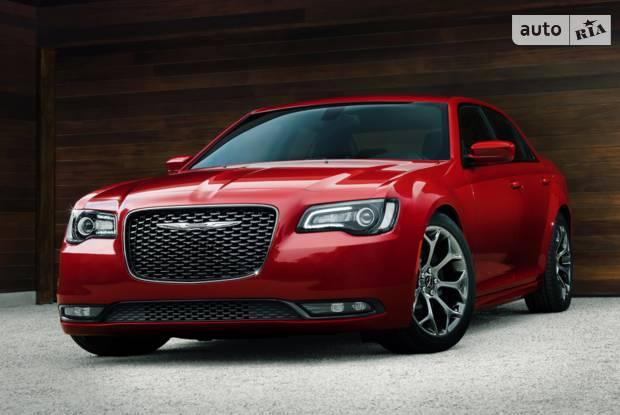 Chrysler 300 2 поколение (рестайлинг) Седан