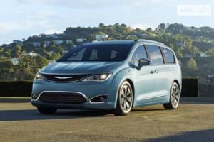 Chrysler pacifica 2 поколение Минивэн