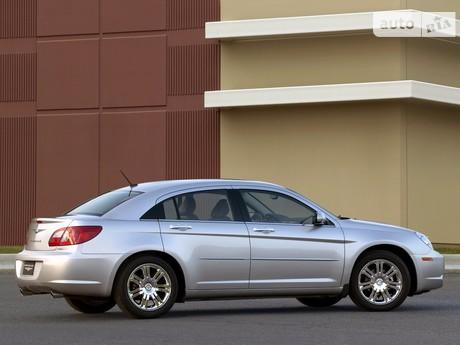 Chrysler Sebring 2012