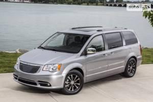Chrysler town-country 5 поколение Минивэн