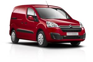 Citroen berlingo-gruz 2 покоління (2 рестайлінг) Фургон