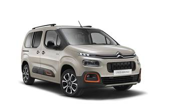 Citroen Berlingo пасс. 2021 Rip Curl