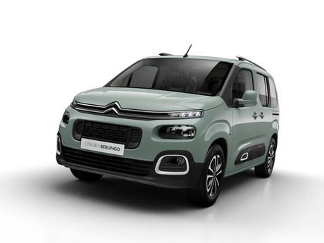 Citroen Berlingo пасс. 2021