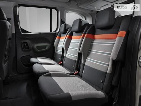 Citroen Berlingo пасс. 2021