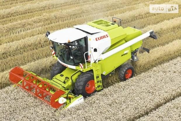 Claas C 1-е поколение Жатка зернова