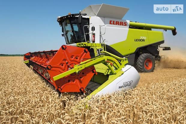 Claas Lexion 2-е поколение Комбайн зерноуборочный