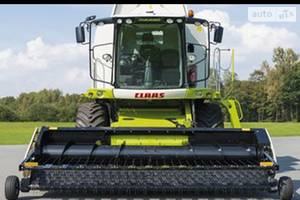 Claas swath-up 1-е поколение Жатка зернова